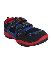 Myau Kids Casual Canvas Shoes - Black