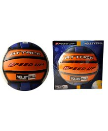 Speed Up Volleyball - Orange