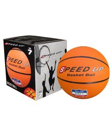 Speed Up Basketball - Orange