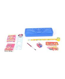 Mr Clean Pencil Box Set - Blue