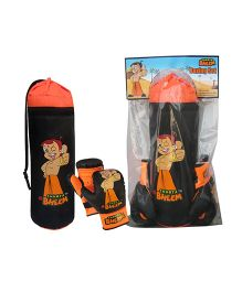 Chhota Bheem Boxing Set Multicolor - 2 Pieces