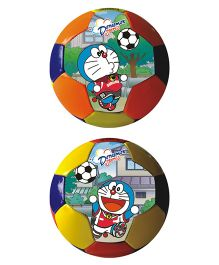 Doraemon Football - Multicolor