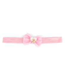 Stol'n Headband Barbie Motif - Light Pink