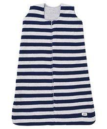 Pluchi Stripes Sleeping Bag - Blue