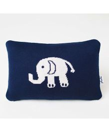 Pluchi The Elephantbaby Pillow - Blue