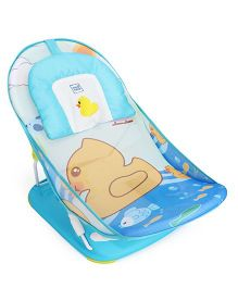Mee Mee Baby Bather Blue Duck Print - Blue