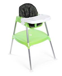 Infanto 3 By 1 Smart High Chair - Green