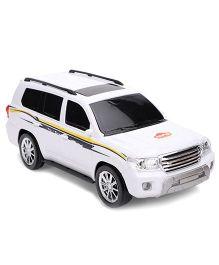 Skykidz Tornado Safari Toy Car - White Black