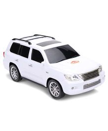 Skykidz Tornado Safari With Carrier Toy Car - White Black