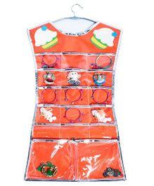 Li'll Pumpkins Cup Cake Organiser - Orange