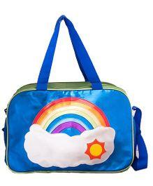 Li'll Pumpkins Rainbow Bag - Blue