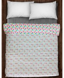 Paper Rockets Fairy Accessories Coverlet - Multicolor