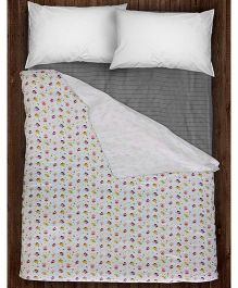 Paper Rockets Fairies Coverlet - Multicolor