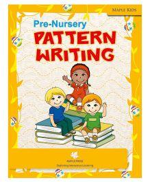 Pre-Nursery Pattern Writing - English