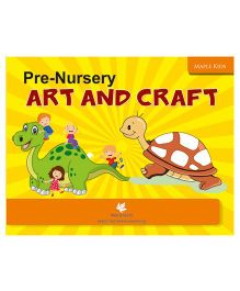 Pre-Nursery Art and Craft - English