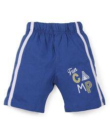 Oye Shorts - Blue
