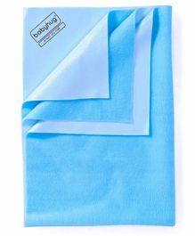 Babyhug Smart Dry Bed Protector Sheet Large - Feeroju