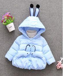 Awabox Bunny Winter Jacket - Blue