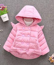 Awabox Angel Wings Winter Jacket - Pink