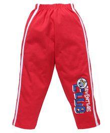 Taeko Full Length Track Pants - Coral