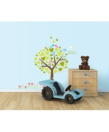 Kidocent Tree of Hearts Wall Decals