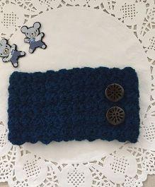 Buttercup From Knittingnani Ear Warmers - Blue