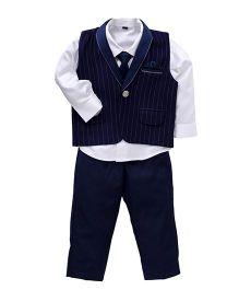 Robo Fry 4 Piece Party Suit - Blue