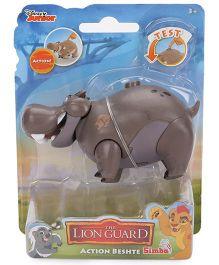 Lion Guard Action Beshte Moveable Figurine - Brown