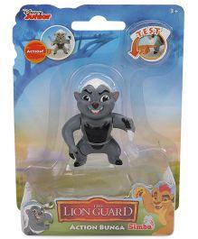 Lion Guard Action Bunga Moveable Figurine - Grey