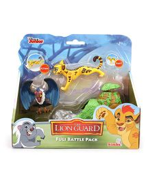 Disney Lion Guard Fuli Battle Set Multicolor 4 Assortments - 10 cm