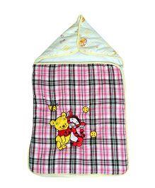 The Button Tree Pooh Sleeping Bag - Multicolour