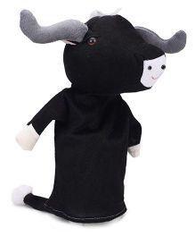 IR Hand Puppet Buffalo - Black