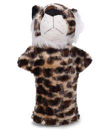 IR Hand Puppet Leopard - 28 cm