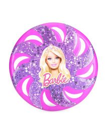 Barbie Flying Disc - Pink And Purple