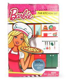 Barbie Fab Kitchen Set - 19 Pieces