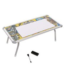 DC Comics Batman Write And Wipe Board Table - Multicolor