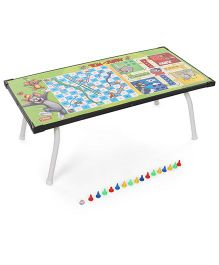 Tom & Jerry Multipurpose Gaming Table - Multicolor