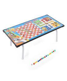 Looney Tunes Multi Purpose Gaming Table - Multicolor