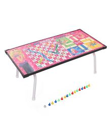 Barbie Multi Purpose Gaming Table (Color May Vary)