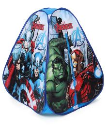 Marvel Avengers Pop-Up Tent House - Blue