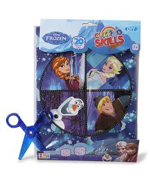 Disney Frozen DIY Cutting Skills Kit - 20 Pages