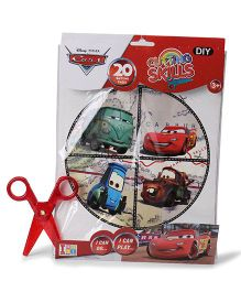 Disney Pixar Cars DIY Cutting Skills Kit - 20 Pages