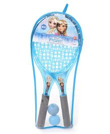 Disney Frozen Beach Tennis Racket Set (Color May Vary)