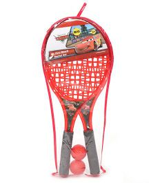 Disney Pixar Cars Beach Tennis Racket Set (Color May Vary)
