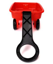 Disney Pixar Cars Toy Wagon - Red & Black