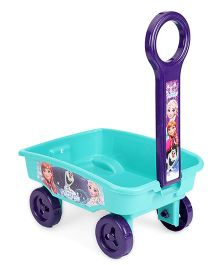 Disney Frozen Toy Wagon - Sea Green Purple