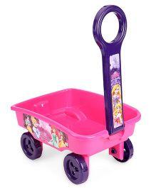 Disney Princess Toy Wagon - Pink Purple