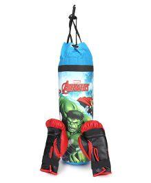 Marvel Avengers Boxing Set - Blue Green