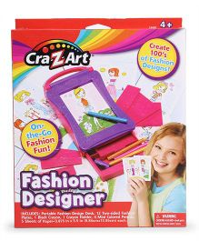 Craz-Art Fashion Designer - Multicolor