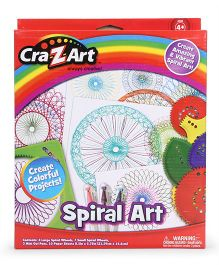 Craz-Art Spiral Art Kit - Multicolor